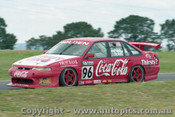 98754 - W. GARDNER / P. STOKELL - Commodore VS - Bathurst 1998 - Photographer Marshall Cass