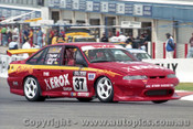 98757 - B. ATTARD / S. TAYLOR / S. BELL - Commodore VS - Bathurst 1998 - Photographer Marshall Cass