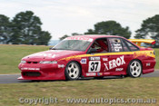 98758 - B. ATTARD / S. TAYLOR / S. BELL - Commodore VS - Bathurst 1998 - Photographer Marshall Cass