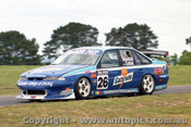 98763 - M. CONWAY / C. HONES - Ford Falcon EL - Bathurst 1998 - Photographer Marshall Cass