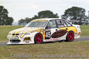 98765 - S. BEIKOFF / S. CRUICKSHANK / A. LLOYD - Commodore VS - Bathurst 1998 - Photographer Marshall Cass