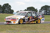 98768 - M. IMRIE / R. CRICK - Commodore VS - Bathurst 1998 - Photographer Marshall Cass