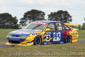 98772 - S. REED / T. ASHBY - Commodore VS - Bathurst 1998 - Photographer Marshall Cass