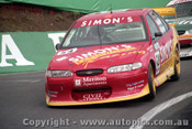 98779 - G. WILLMINGTON /  S. EMERZIDIS - Ford Falcon EL - Bathurst 1998 - Photographer Marshall Cass