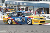 98782 - N. SCHEMBRI / G. QUARTLY - Commodore VS - Bathurst 1998 - Photographer Marshall Cass