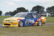 98784 - N. SCHEMBRI / G. QUARTLY - Commodore VS - Bathurst 1998 - Photographer Marshall Cass