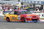 98794 - D. JOHNSON / S. JOHNSON - Ford Falcon EL - Bathurst 1998 - Photographer Marshall Cass