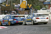 98799 - A. JONES / A. MACROW - Ford Falcon EL - Bathurst 1998 - Photographer Marshall Cass