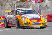 206027 - Jim Richards, Porsche GT3 997 - Indy 2006 - Photographer Marshall Cass