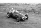57524 - Lex Davison, Ferrari - Phillip Island October 1957 - Photographer Peter DAbbs