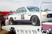 76071 - Peter Brock - BMW 3.5 Csi - Le Mans Car  - Adelaide 1976  - Photographer Peter Green