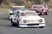 82069 - Garry Rogers, Torana - Amaroo  1982  - Photographer Lance Ruting