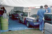 86780 - G. Scott / T. Shiel & G. Fury / G. Seton  Nissan Skyline DR30 - Bathurst 1986 - Photographer Peter Green