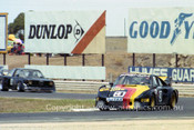 87401 - Rusty French, Porsche - Calder 1987 - Photographer Peter DAbbs