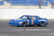 88074 - Jim Richards Falcon - Calder NASCAR 1988 - Photographer Darren House