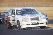 95028 - Peter Brock / Tony Scott, Volvo 850 T-5R  - 12 Hour Easter Creek 1995 - Photographer Marshall Cass