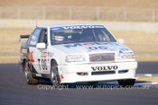 95029 - Percy / Ordynski, Volvo 850 T-5R  - 12 Hour Easter Creek 1995 - Photographer Marshall Cass