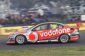 11703 - Craig Lowndes & Mark Skaife - Holden Commodore VE -  2011 Bathurst 1000  - Photographer Craig Clifford