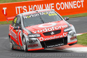 11704 - Craig Lowndes & Mark Skaife - Holden Commodore VE -  2011 Bathurst 1000  - Photographer Craig Clifford