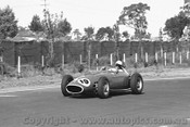 62553 - P. Hoare, Dino Ferrari - Sandown 1962 - Photographer  Peter D'Abbs