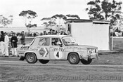 71248 - Roger Bonhomme / Chris Jessup, Renault Gordini - Dulux Rally - Calder 15th August 1971 - Photographer Peter D'Abbs