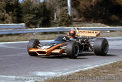 71641 -Warwick Brown  - McLaren M4A - Sandown 1971  - Photographer Peter D'Abbs