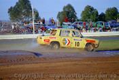 72986 - Tony Roberts Renault - Calder Rallycross 1972 - Photographer Peter D'Abbs