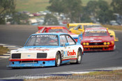94038 - Mick Monterosso, Ford Escort - Eastern Creek 1994 - Photographer Marshall Cass