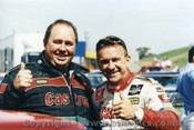 98005 - Victor Bray & Russell Ingall - 1998 - Photographer Marshall Cass