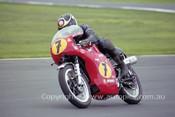99303 - Barry Sheene - Queensland Raceway - 11th August 1999 - Photographer Marshall Cass