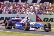 96504 - Jacques Villeneuve, Williams Renault - Australian Grand Prix Adelaide 1996 - Photographer Marshall Cass
