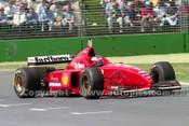 96505 - Michael Schumacher, Ferrari - Australian Grand Prix Adelaide 1996 - Photographer Marshall Cass