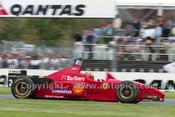 96506 - Eddie Irvine, Ferrari - Australian Grand Prix Adelaide 1996 - Photographer Marshall Cass