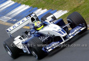 203507 - Ralf Schumacher, Williams-BMW -  Australian Grand Prix  Albert Park 2003 - Photographer Marshall Cass