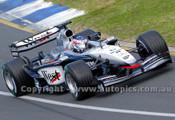 203510 - Kimi Raikonen, McLaren-Mercedes -  Australian Grand Prix  Albert Park 2003 - Photographer Marshall Cass