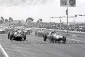 62555 - Stan Jones & Bib Stillwell, Cooper Climax - Calder 1962 - Photographer  Peter D'Abbs