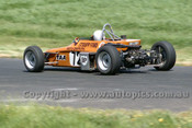 73544 - Terry Perkins, Elfin 620 Formular Ford - Phillip Island 15th October 1973 - Photographer Peter D'Abbs