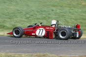 73546 - Barry Evans, Maegus - Phillip Island 15th October 1973 - Photographer Peter D'Abbs