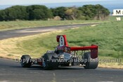 73635 -  Kevin Bartlett Lola T330 - Gold Star Race Phillip Island 15th October 1973 - Photographer Peter D'Abbs