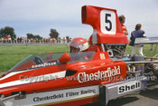73636 -  Kevin Bartlett Lola T330 - Gold Star Race Phillip Island 15th October 1973 - Photographer Peter D'Abbs