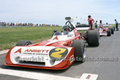 73640 -  Garrie Cooper Ansett Elfin - Gold Star Race Phillip Island 15th October 1973 - Photographer Peter D'Abbs