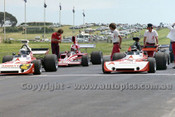 73643 -  John McCormack  Elfin / Garrie Cooper  Elfin / Kevin Bartlett Lola T330 - Gold Star Race Phillip Island 15th October 1973 - Photographer Peter D'Abbs