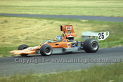 73650 -   Johnnie Walker, Lola T330 Repco - Gold Star Race Phillip Island 25th November 1973 - Photographer Peter D'Abbs