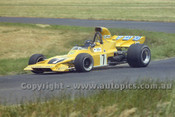 73654 -  John Leffler Elfin MR5  - Gold Star Race Phillip Island 25th November 1973 - Photographer Peter D'Abbs