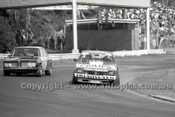 79059 - G. Wigston, Holden Torana A9X  & L. Brown / B. Boyd BMW - Sandown Hang Ten 400 9th September 1979 - Photographer Darren House