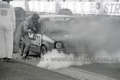 79065 - Chris Heyer, VW Golf - Sandown Hang Ten 400 9th September 1979 - Photographer Darren House