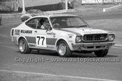 79069 - M. Quinn / P. Williamson, Toyota Corolla - Sandown Hang Ten 400 9th September 1979 - Photographer Darren House