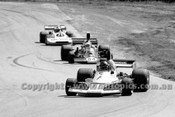79635 - John  Bowe, Elfin MR8 / Alfredo Costanzo, Lola T430 / John Smith, Ralt TR1 -  Winton  Rose City 10,000 - 28th October 1979 - Photographer Darren House