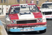 86028 - Graig Ramage, Torana - Oran Park 23rd March 1986 - Photographer Lance J Ruting