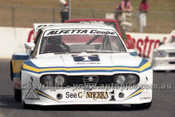 86030 - Eric Jones, Alfetta - Oran Park 23rd March 1986 - Photographer Lance J Ruting